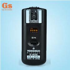YONGNUO RF602 RF-602 Wireless Remote Flash Receiver for Canon Nikon Camea DSLR