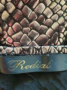 REDIAL Top Tattoo mit Strass  34//36