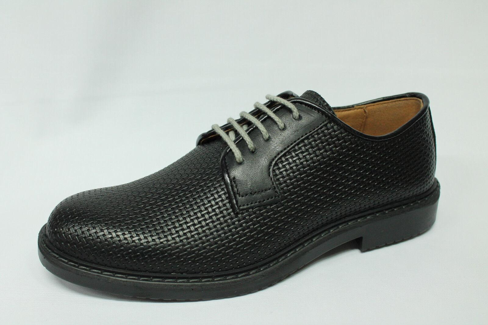 Stringate Igi&co 1105177 pelle nera Made in Italy listino€94,90 - 20% Scarpe classiche da uomo