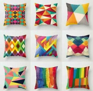 Cushion-Cover-Colorful-Geometric-Sofa-Seat-Living-Room-Bedroom-Pillow-Case-Decor