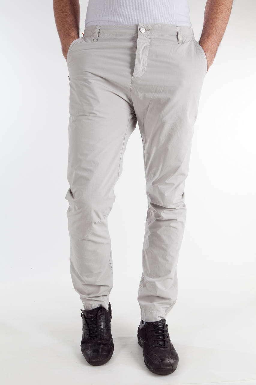 Pantaloni Daniele Alessandrini Jeans Trouser Cotone men grey PD4871L7113231 4