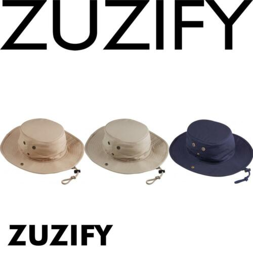 GL1030 ZUZIFY Floating Canvas Boater Hat