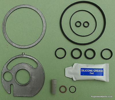 EBERSPACHER D3W,D4W,D5W,D5WS,D5WZ. Screen Gaskets & O ring. Service kit.FREEPOST