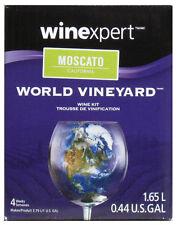1 Gallon Winexpert World Vineyard Moscato Wine Making Kit