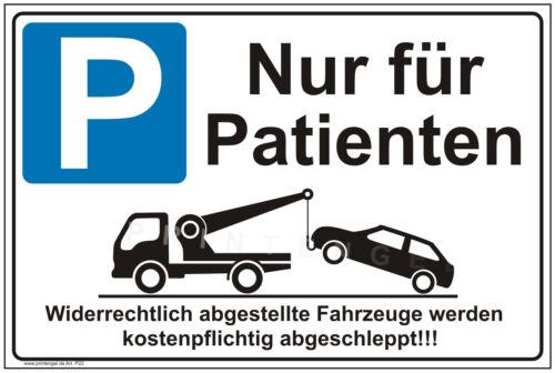 Schild Parkverbot Parkplatz Hinweisschild Parkverbotsschild Parken verboten P22
