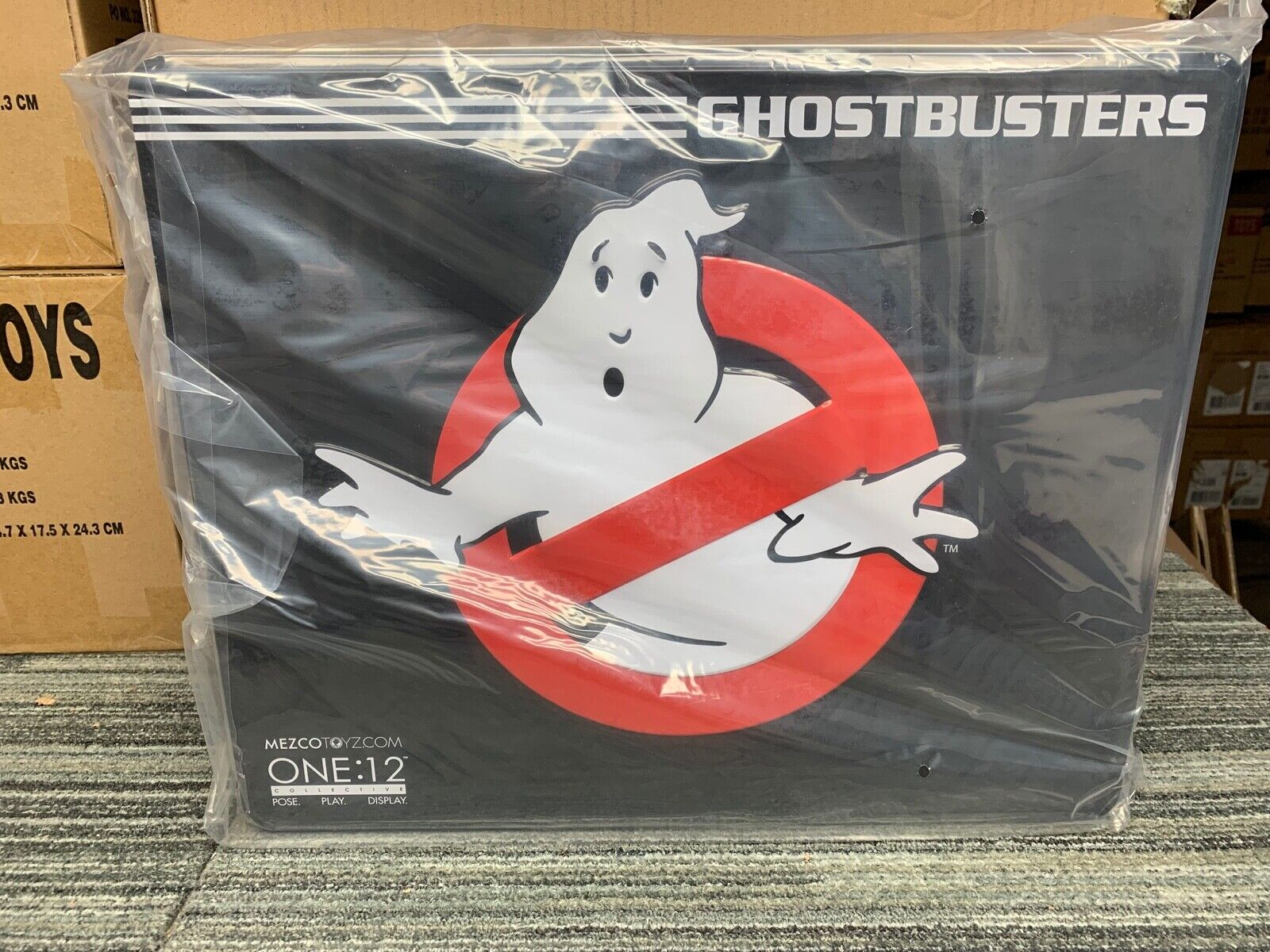 Mezco ONE ONE ONE 12 GHOSTautobusTERS SET e5f5cd