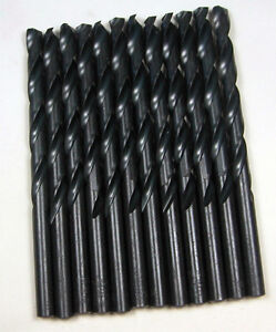 "Norseman Magnum Super Premium Drill Bit Jobber Length Drill Bits USA 3//16/"" QTY 1"
