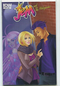 Jem-And-the-Holograms-10-New-Near-Mint-IDW-CBX18