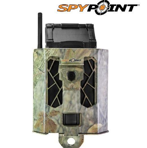 SPYPOINT SB 200 Steel Security Lock Box for LINK EVO DARK S 4G Trail Game Camera