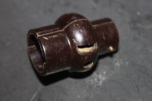 Ancienne Douille à Baionnette En Bakélite - Douille Voleuse - Loft - Usine 3 Su5oj5zi-10123214-142341876