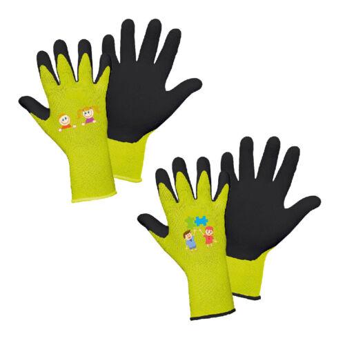 Kinderhandschuhe Gartenhandschuhe Arbeitshandschuhe für Kinder TEKLA