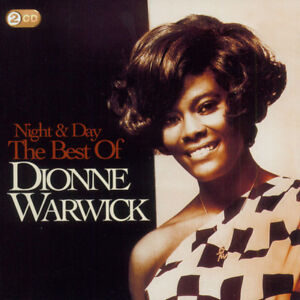 Dionne-Warwick-Night-amp-Day-The-Best-of-2009-2CD-NEW-SEALED-SPEEDYPOST