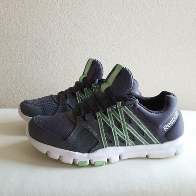 Reebok Women's Sz 7.5 Your Flex Train Shoes Running Training Sneaker EUC