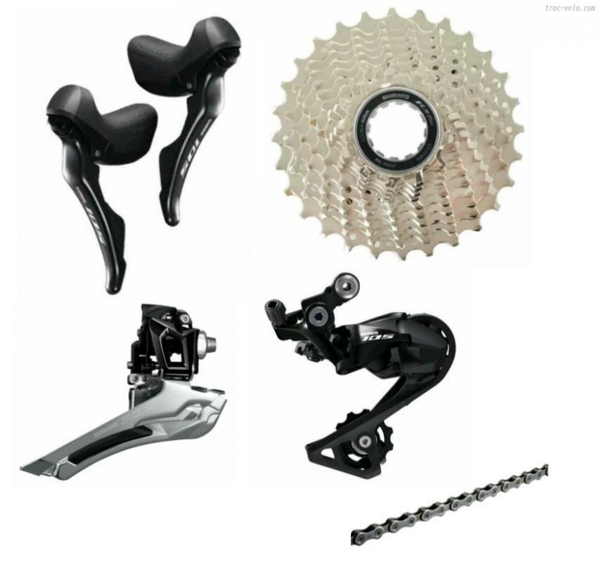 SHIMANO 105 R7000 Gs Group groupset 5  Pcs 11x32    NEW     cheapest price