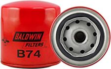 Baldwin B74 Ford Nh D0nn6714b Tractor Oil Filter 1320152015301620 E8nn6714aa