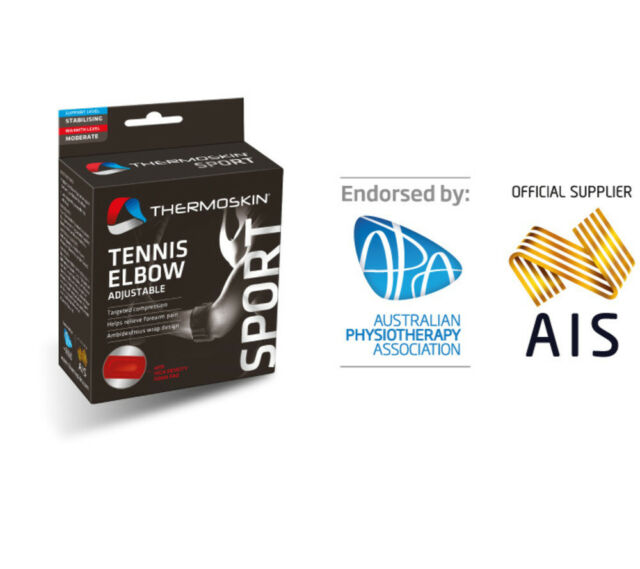 Thermoskin Sport Tennis Elbow Adjustable For Lateral Tendinosis