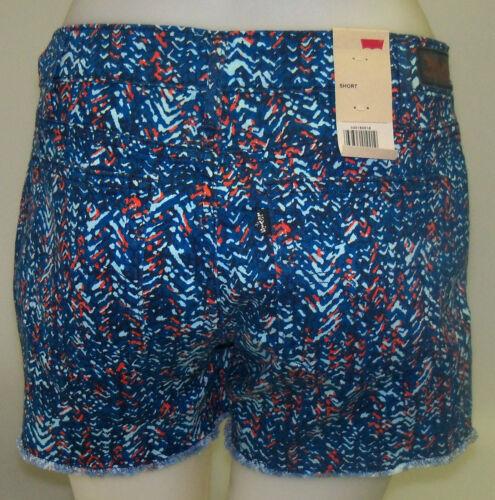 donna Nwt Levis Sz Pantaloncini Cute Blue Very corti 14 da wqqP1ztg