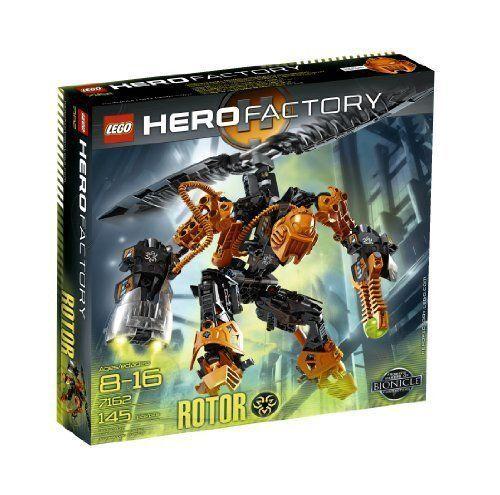 Rae LEGO Hero Factory redor (7162) brand new