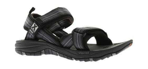 Naot Men's Harbor Hiking Sandal Chess nero Polypropylene Hook and and and Loop 5caccb