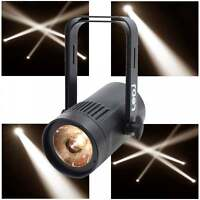 LED Pinspot Par36 Warm White Pin Beam 15W 100w Equiv. Mirror Ball DMX Spot Light