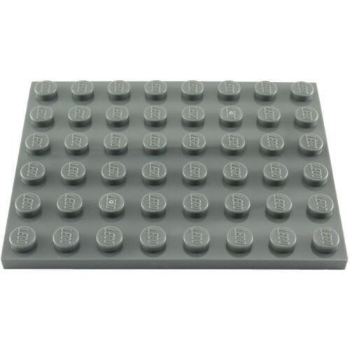 SELECT COLOUR 1 X Genuine LEGO 6 x 8 Plate 3036 Base Plate