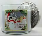 BATH & BODY WORKS 14.5oz 3-WICK CANDLE - 'MARSHMALLOW FIRESIDE'
