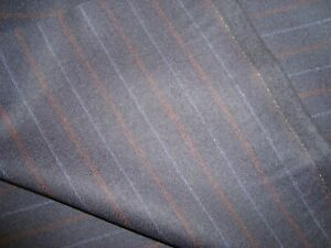 5-33-yds-English-Wool-Flannel-Fabric-Super-140s-9-oz-Suiting-Ink-Blue-192-034-BTP