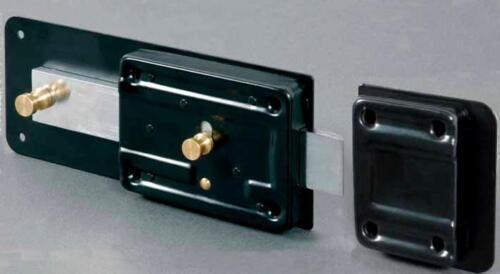 serratura meccanica da applicare YALE 661 ferroglietto con riscontro