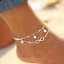 5Pcs-Set-Charm-Pearl-Ankle-Bracelet-Women-Anklet-Chain-Foot-Summer-Beach-Jewely thumbnail 8