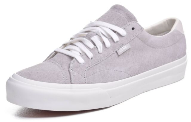 dfc5dadb76 VANS Court Mid Pig Suede Cool Grey Classic Skate Shoes Size 7.5 for ...