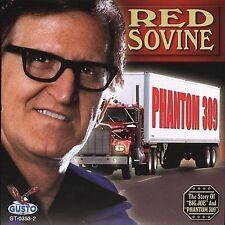 ~COVER ART MISSING~ Red Sovine CD Phantom 309