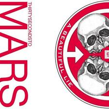 30 THIRTY SECONDS TO MARS ( NEW SEALED CD ) A BEAUTIFUL LIE