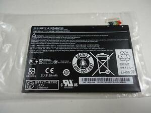 Genuine Acer Iconia A110 Tab KT.0010G.001 BAT-714 3420mAh Tablet Battery New