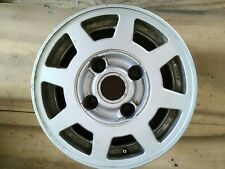 "Peugeot 505   15""  Aluminum Rim.  140 X 4 (yr. Models 1987-1989) will fit others"