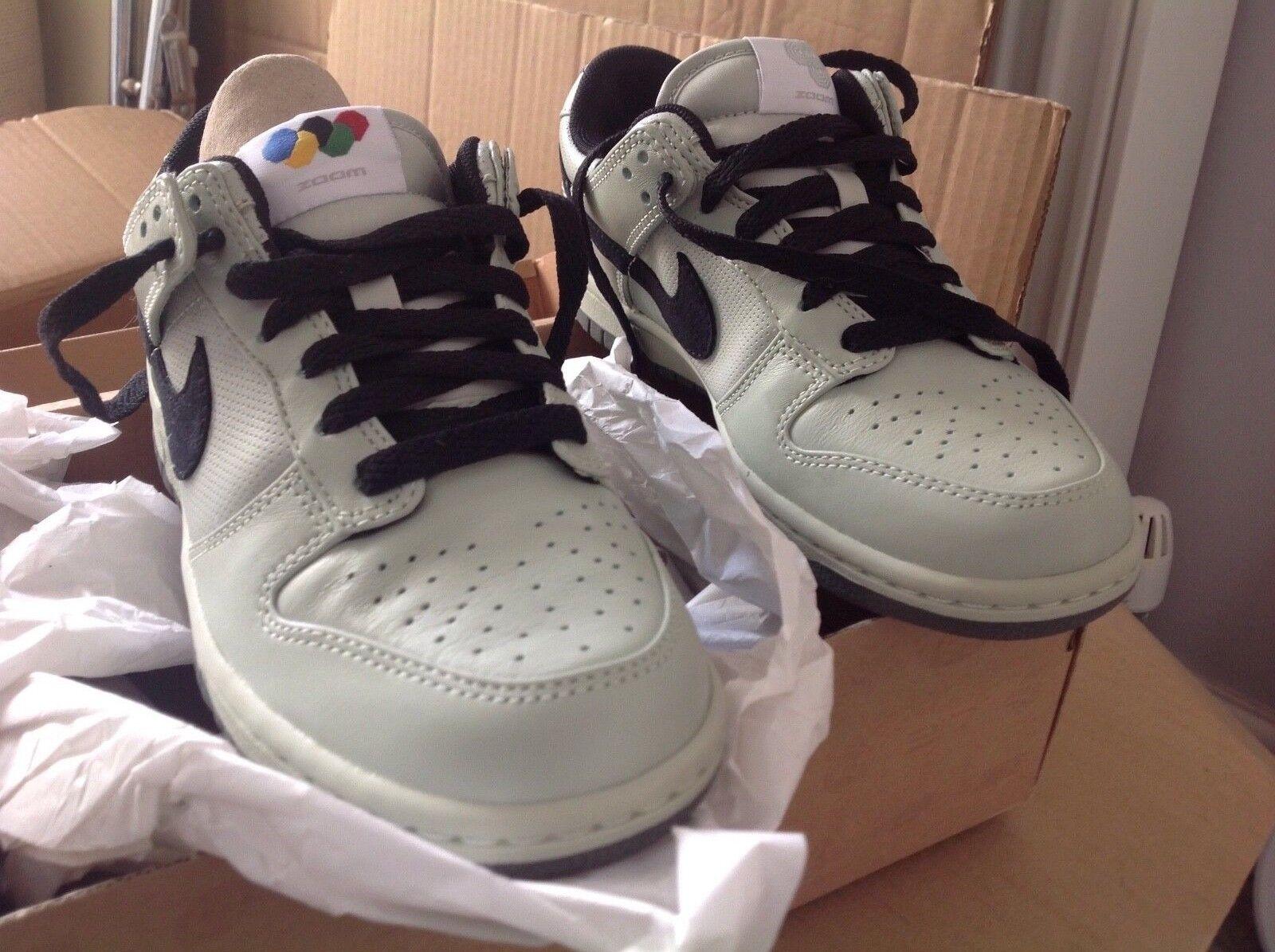 Nike dunk 3, low premium Damens's trainers uk 3, dunk greeny Grau- new 67f054