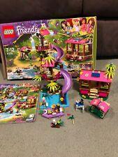 Lego Friends Jungle Rescue Base 41038 Building Set For Sale Online