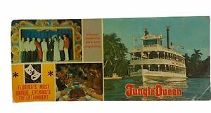 Vintage-Postcard-Jungle-Queen-IV-Riverboat-Fort-Lauderdale-Florida
