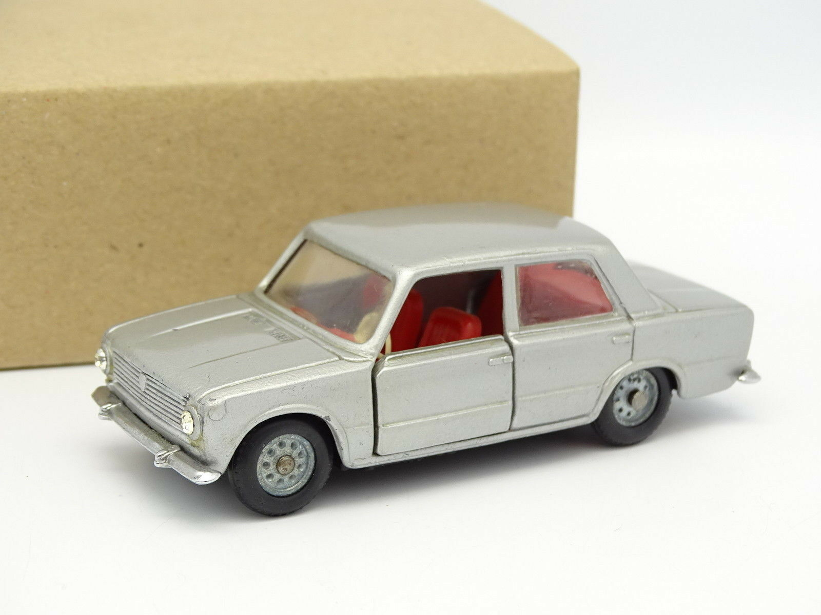 Mercury Sb 1 43 - Fiat 124 gris