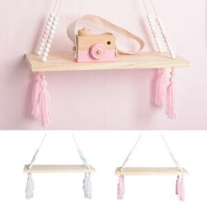 KQ-Nordic-Beads-Wood-Board-Wall-Hanging-Storage-Rack-Shelf-Kids-Room-Decor-Sple