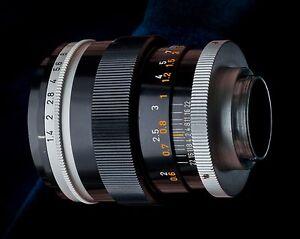 Canon-TV-16-50mm-f1-4-C-mount-lens