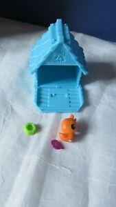 Animal Jam Adopt A Pet Orange Duck with Blue house/den   eBay