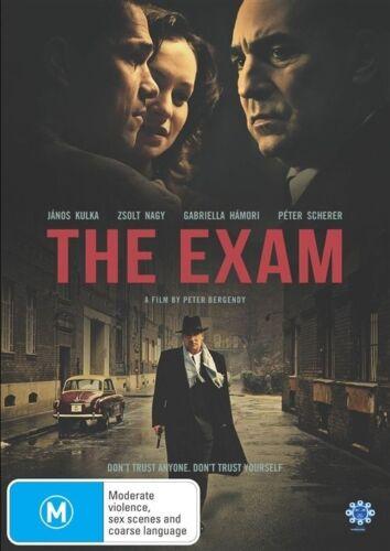 1 of 1 - The Exam (DVD, 2014)