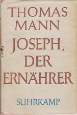 Thomas Mann: Joseph, der Ernährer     1949   1.-10.Tsd.