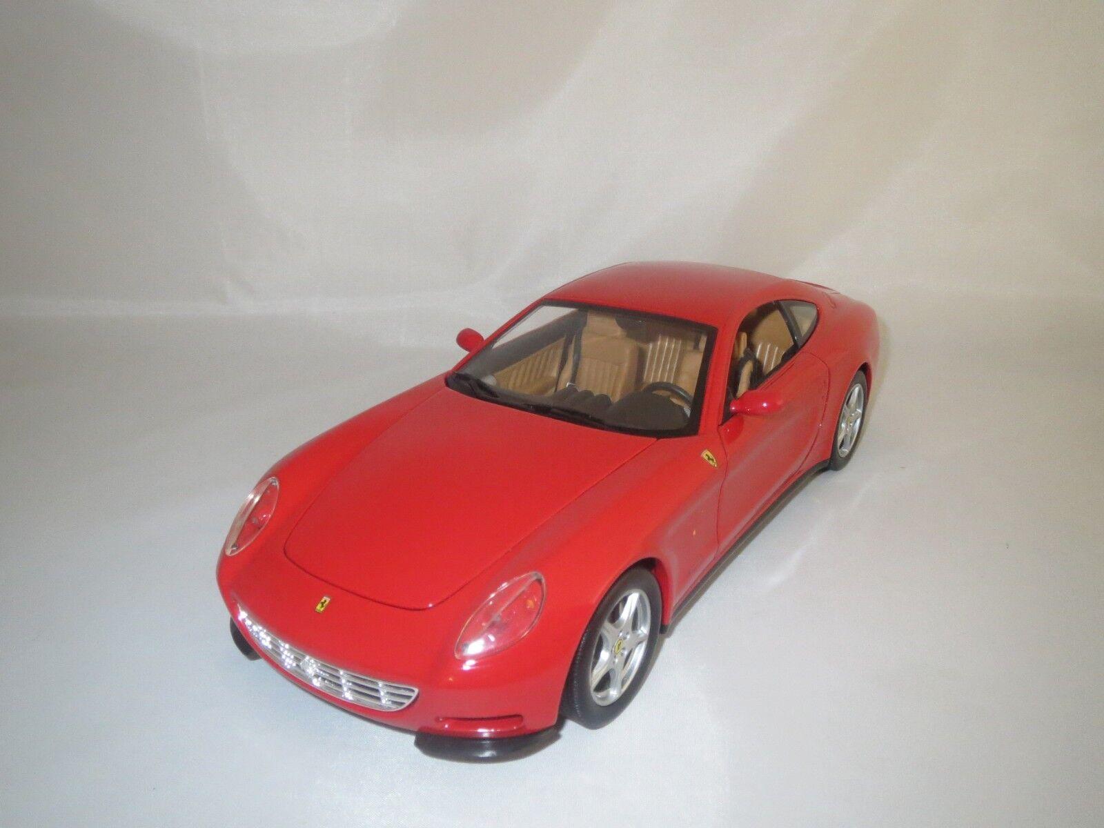 HOT WHEELS Mattel FERRARI f137 (rojo) 1 18 senza imballaggio