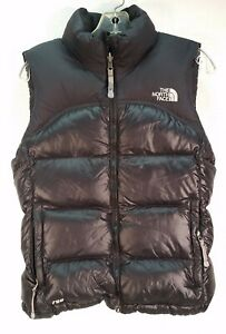The North Face 700 Puffer Vest Sleeveless Jacket Black ...
