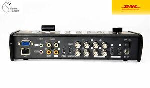 Multi-Format-AV-Switcher-Super-Mini-4xSDI-2xHDMI-Input-GPIO-PGM-PVM-Multiview