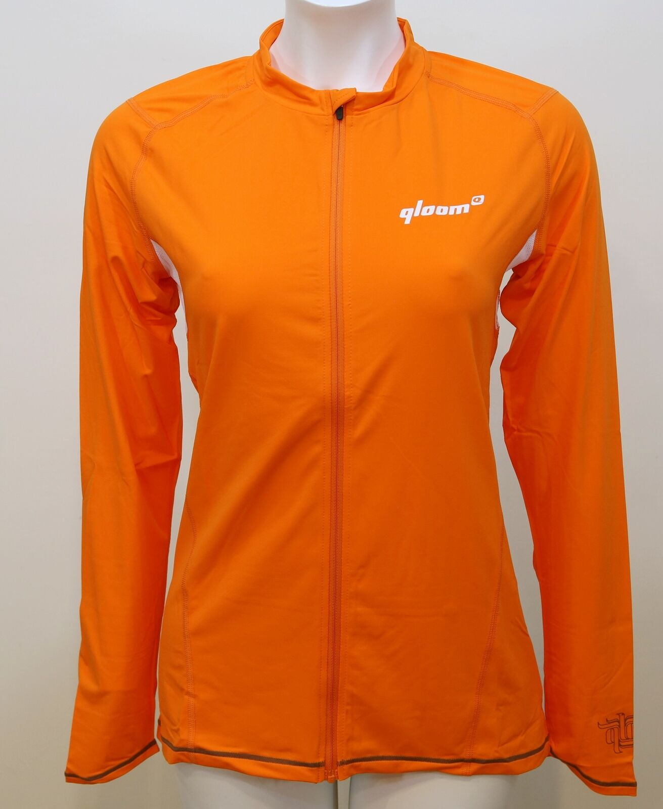 QLOOM NOOSA long sleeves Trainning apparel Women orange