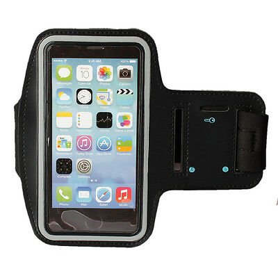 Sport Running Gym Armband Arm Band Case Holder Cover For Universal Mobile Phone