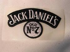 JACK DANIELS OLD No.7 BLACK & WHITE PATCH