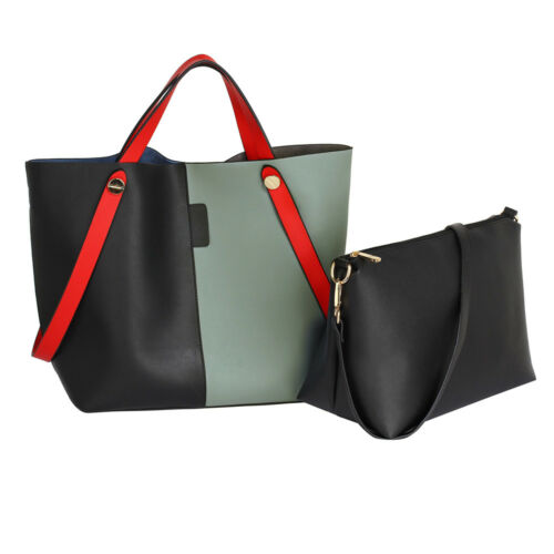 Nuevo bolso grande Bolso asas con para mujer HHxrv70q